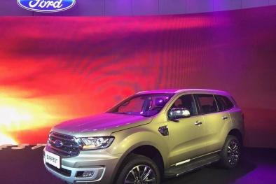 Tháng 9/2018: 2 'chiến binh' mang lại doanh số 'khủng' cho Ford Việt Nam