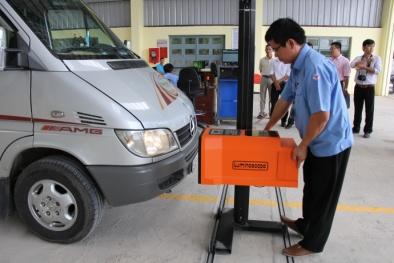 Kinh doanh dịch vụ kiểm định xe cơ giới phải theo 'chuẩn' nào?