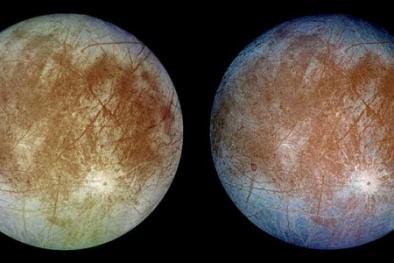 Phát hiện 'sốc' về Mặt trăng của sao Mộc khiến nhà khoa học lo lắng về đổ bộ sắp tới