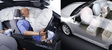 Túi khí trên xe ô tô và những lưu ý lái xe tuyệt đối phải tránh