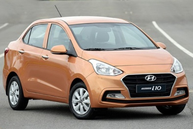Vừa lọt top bán chạy nhất, Hyundai Grand i10 đã dính lỗi nghiêm trọng phải triệu hồi