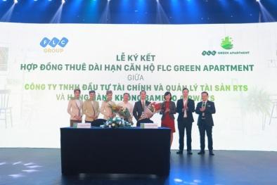 Dự án FLC Green Apartment thu hút hơn 500 khách hàng trong ngày ra mắt