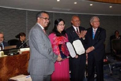 Việt Nam được công nhận loại trừ bệnh gây tàn phế hàng đầu cho bệnh nhân