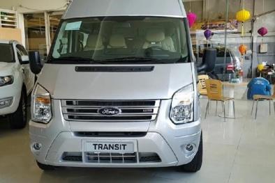 Đây là lý do lần thứ 2 trong năm, hàng loạt xe Ford Transit bị triệu hồi