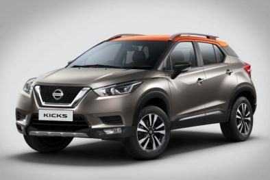 Ô tô SUV 5 chỗ Nissan 'đẹp long lanh' sắp ra mắt, giá chỉ từ 298 triệu đồng