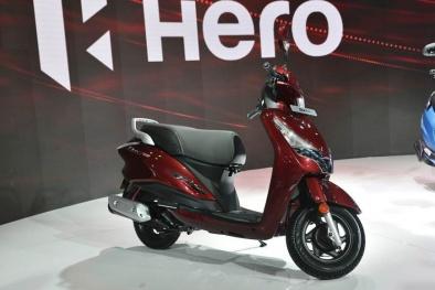 Phát sốt chiếc xe tay ga 'đẹp long lanh' sắp trình làng, giá chỉ 16,5 triệu đồng