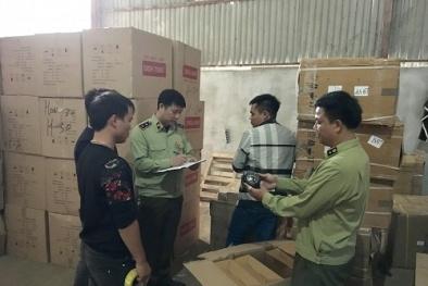 Nhập lậu bàn phím máy tính, đèn gầm ô tô bị tóm gọn tại Lạng Sơn