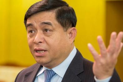 Bộ trưởng Nguyễn Chí Dũng: 'Giữ ổn định mới giữ được niềm tin'