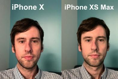 Apple xác nhận iPhone XS và XR 'dính lỗi' làm mịn da quá đà