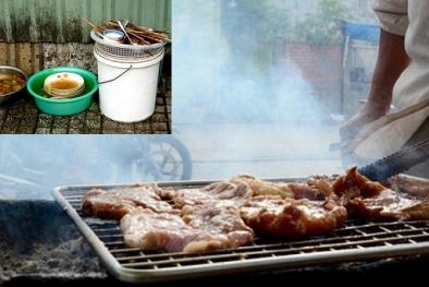 Tăng nguy cơ mắc ung thư đường ruột nếu hay ăn thức ăn vỉa hè