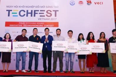Doanh nghiệp xuất sắc thuộc 7 lĩnh vực sẽ tham gia 'Cuộc thi khởi nghiệp sáng tạo công nghệ 4.0'