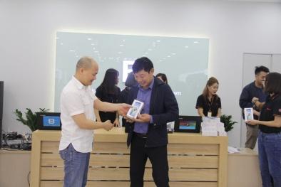 CEO Quảng 'nổ': Bphone sẽ 'đánh bật' Samsung - 'đây chắc chắn là mục tiêu của chúng tôi'