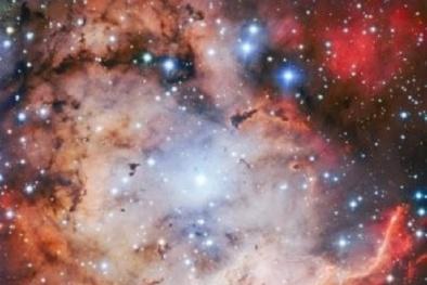 Hình ảnh Tinh vân tuyệt đẹp được chụp lại bởi Kính thiên văn ESO