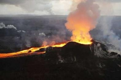 18 núi lửa tại Mỹ 'có nguy cơ đe dọa cao' tới an toàn con người