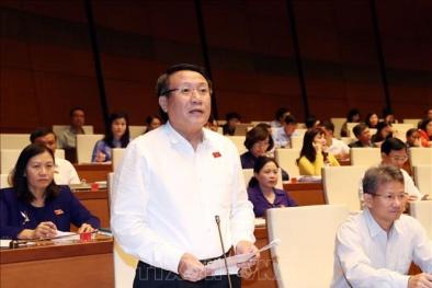 Đại biểu Quốc hội Hà Sỹ Đồng: Cần xác định rõ các động lực cho tăng trưởng kinh tế