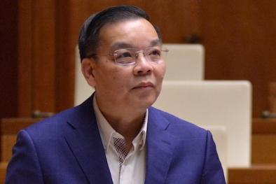 Bộ trưởng Bộ KH&CN trả lời chất vấn về kiểm soát phế liệu, nguồn phóng xạ