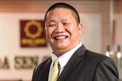 Đại gia Lê Phước Vũ 'nợ như chúa chổm' 16 nghìn tỷ, giá cổ phiếu chưa bằng cuốc xe ôm