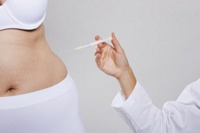 Cô gái trẻ suýt mất mạng vì tiêm thuốc giảm cân