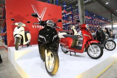 VinFast chính thức tung giá xe máy điện Klara