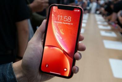 Thời lượng pin thực tế của iPhone XR có 'khủng' như lời đồn?