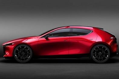 'Soi' chiếc Mazda 3 thế hệ mới đẹp 'long lanh' chuẩn bị ra mắt