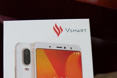Rò rỉ hình ảnh nghi là điện thoại Vsmart của Vingroup