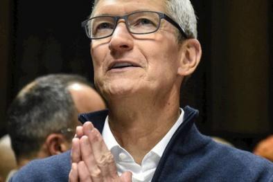 CEO Apple dậy trước 4 giờ sáng để làm gì?