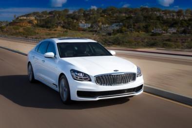 Chiếc xe đắt nhất của Kia giá 1,4 tỷ đồng sở hữu những công nghệ gì?
