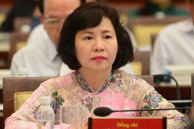 Cựu Thứ trưởng Hồ Thị Kim Thoa rút vốn, cổ phiếu Điện Quang bất ngờ biến động mạnh