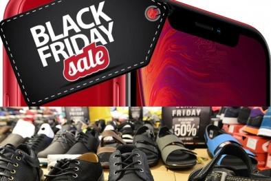 Black Friday: Cẩn trọng chiêu trò giảm giá ảo và đánh cắp thông tin ngân hàng