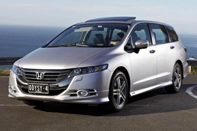 Số phận lận đận, lần thứ hai xe ô tô Honda Odyssey dính lỗi bị triệu hồi