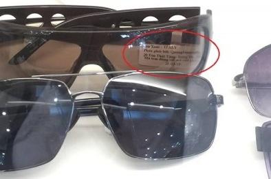 Thị trường kính mắt 'vàng thau lẫn lộn': Kính mắt Quang Hưng thừa nhận bán hàng Trung Quốc