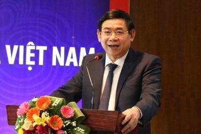 Chủ tịch Phan Đức Tú trở thành người đại diện pháp luật của BIDV