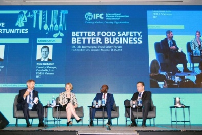 Lần đầu tiên Diễn đàn an toàn thực phẩm quốc tế được tổ chức tại Việt Nam