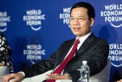 Bộ trưởng Nguyễn Mạnh Hùng 'hiến kế' phát triển khởi nghiệp đổi mới sáng tạo