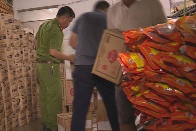 Kết quả giám định 10 tấn hạt nêm và bột ngọt phát hiện là hàng giả