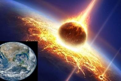 Các nhà khoa học dự đoán tiểu hành tinh sẽ đâm vào trái đất hủy diệt sự sống