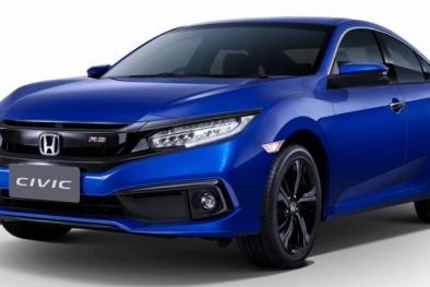 Honda Civic 2019 sắp về Việt Nam giá hơn 600 triệu đồng với nhiều ứng dụng hiện đại