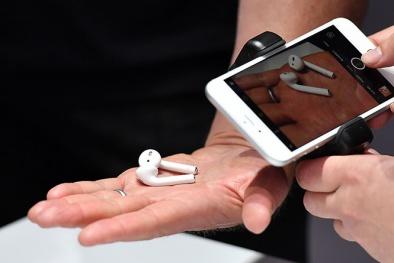 Tai nghe thông minh AirPods mới ra mắt đầu năm sau