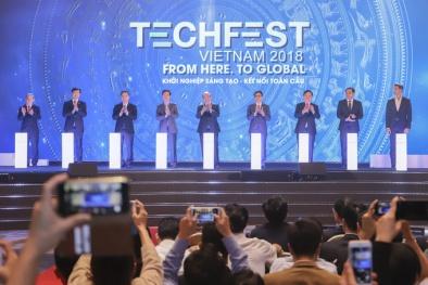 Techfest Đà Nẵng 2018: Nhiều cơ hội mới cho giới khởi nghiệp