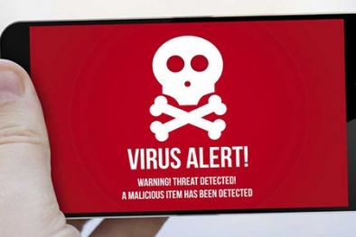 Chuyên gia công nghệ liên tục cảnh báo điện thoại nhiễm phần mềm độc hại