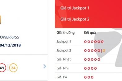 Xổ số Vietlott: Đã có người trúng giải Jackpot trị giá hơn 42,7 tỷ đồng?