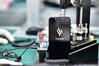 Cận cảnh bên trong nhà máy sản xuất điện thoại thông minh Vinsmart