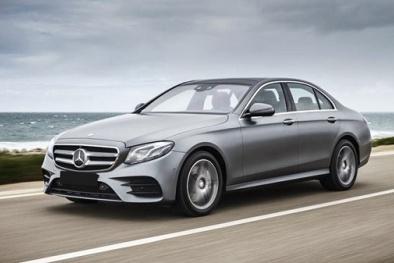 Điểm trừ khó bỏ qua của xe ô tô Mercedes E-Class 2018 cần biết trước khi 'xuống tiền'