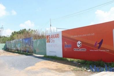 Hoang vu những dự án 'bán nhà trên giấy' giữa Sài Gòn
