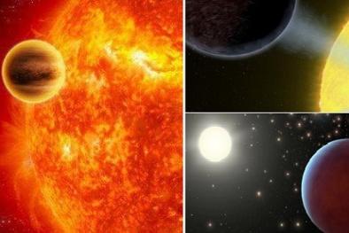 Bí ẩn kỳ lạ về hành tinh đen có thể 'nuốt chửng' ánh sáng Mặt trời