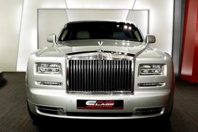 Chi tiết siêu phẩm Rolls-Royce Phantom Hadar độc nhất được đại gia Hà Thành đưa về Việt Nam