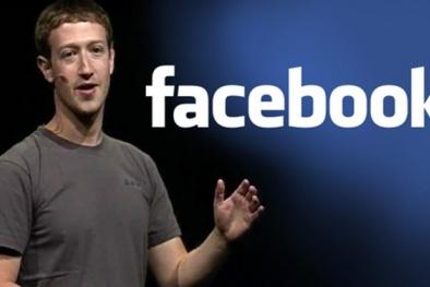 Facebook bị phạt 'nặng' do chuyển dữ liệu của người dùng cho bên thứ ba