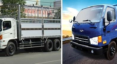Hàng loạt nhược điểm khi mua xe tải cũ cần biết để tránh kẻo 'tiền mất tật mang'