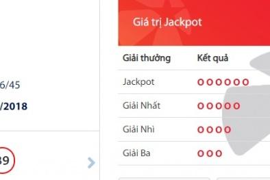 Xổ số Vietlott: Thêm một tỷ phú mới xuất hiện, trúng giải Jackpot hơn 13 tỷ đồng
